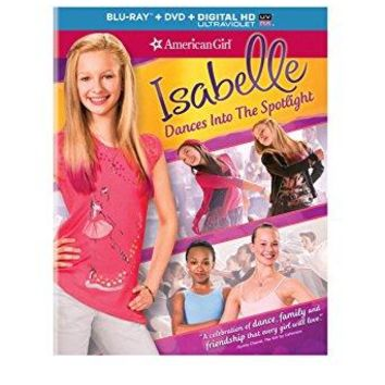 American Girl: Isabelle Dances into the Spotlight (DVD + UV Digital Copy + Blu-Ray) Erin Pitt, Grace Davidson, Genneya Walton, Devyn Nekoda, Jake Simons