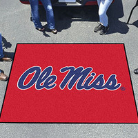 University of Mississippi (Ole Miss) Tailgater Mat