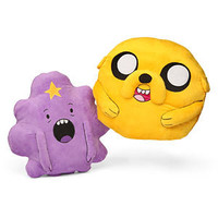 Adventure Time Cuddle Pillows