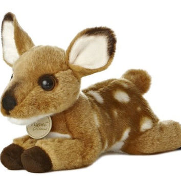 "Aurora World Miyoni Fawn 9"" Plush"