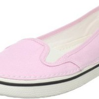 Crocs Women`s Hover Slip-On Canvas Sneaker $29.97 - $54.95