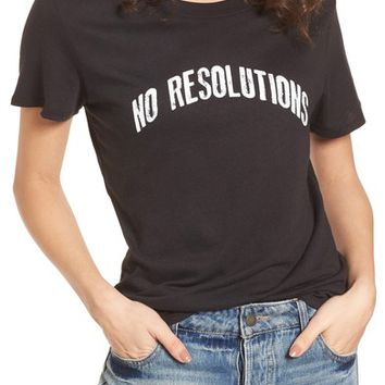 Sub_Urban Riot No Resolutions Graphic Tee | Nordstrom