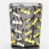 Gold Emblem Batman Shot Glass 1.5 oz. - DC Comics - Spencer's