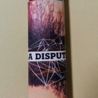 La Dispute/ Koji Split Lighter