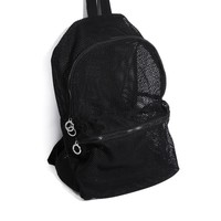 Pull&Bear Mesh Backpack