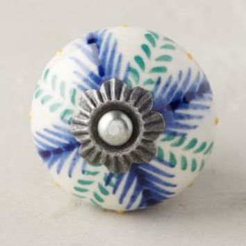 Gardening Indoors Knob by Anthropologie