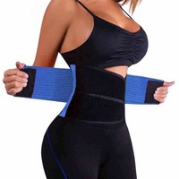 Shaper Slim Belt Neoprene Waist Cincher Faja Waist Shaper Corset Waist Trainer Modeling Strap Waist Trimmer Breathable Girdle