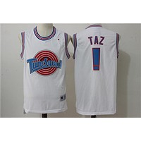 Space Jam ! TAZ Movie Basketball Jersey