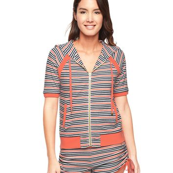 Solstice Stripe Summer Jacket by Juicy Couture