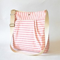 STOCKHOLM Traditional light pink and cream French by ikabags