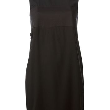 T By Alexander Wang chest panel dress