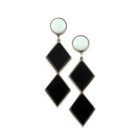 Crazy Diamond Earrings (view more colors)
