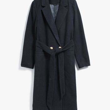 Ganni / Hawthorne Wool Coat