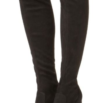 Bella Stretch Over the Knee Boots