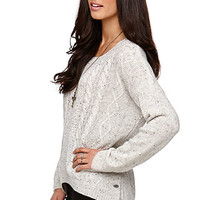 Roxy 5G Fisherman Cable Sweater at PacSun.com