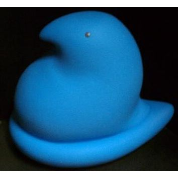 Peeps  Squeaky Chick Blue