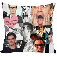 Brendon Urie Collage Pillow