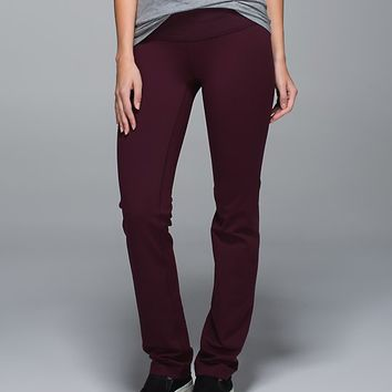 Straight-Up Pant