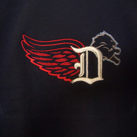 Detroit Sports Team Logo
