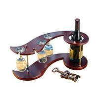 Wine Glass Holders - Wine Rack and Wine Glass Holders