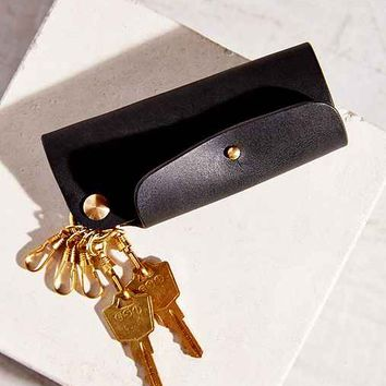Artemis Mini Leather Key Holder-