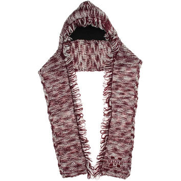 Mississippi State Bulldogs adidas Women's Hooded Scarf – Maroon