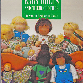 Baby Dolls and Their Clothes  Waldorf Style Dolls  by 7thStash