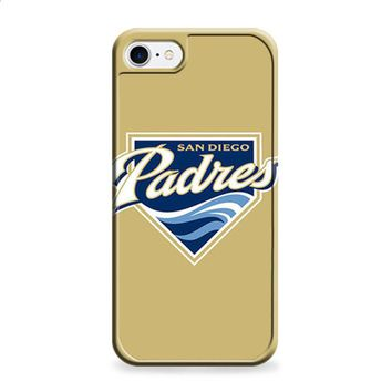 SAN DIEGO PADRES BASEBALL LOGO GOLD iPhone 6 | iPhone 6S case
