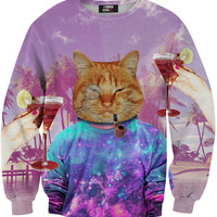 Like a Boss Crewneck Sweatshirt