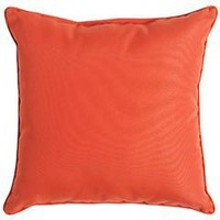 Pier 1 Imports - Product Detail - Outdoor Terracotta Pillow
