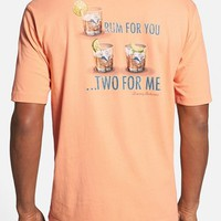 Men's Tommy Bahama 'Rum for You' Original Fit Graphic T-Shirt
