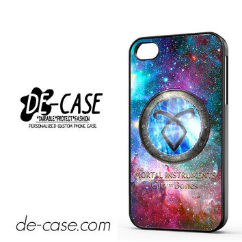 The Mortal Instruments City Of Bones For Iphone 4 Iphone 4S Case Phone Case Gift Present