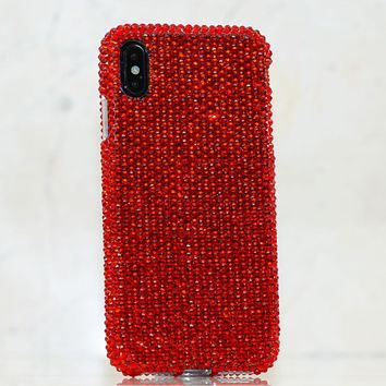 Bright Red Crystals Design (style 929)
