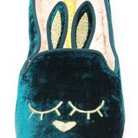 Marc by Marc Jacobs Sleeping Bunny Slippers | SHOPBOP