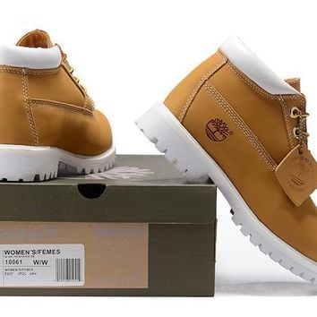 Men's Timberland? 6-Inch Waterproof Moc Toe Boots