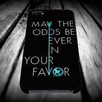 The Hunger Games Quote for iPhone 4/4s/5/5s/5c/6/6 Plus Case, Samsung Galaxy S3/S4/S5/Note 3/4 Case, iPod 4/5 Case, HtC One M7 M8 and Nexus Case **