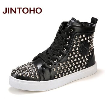 Casual Ankle Men Boots Winter Footwear Fashion Leather High Quality Winter Boots Anti-slip Shoes