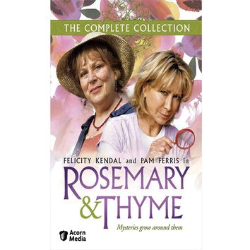 Rosemary and Thyme Complete DVD Collection