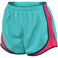 Nike Tempo Shorts Women's (Turquoise/Pink)