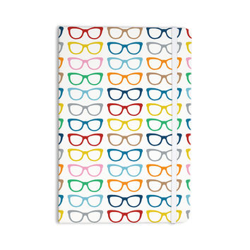 """Project M """"Rainbow Specs"""" Everything Notebook"""