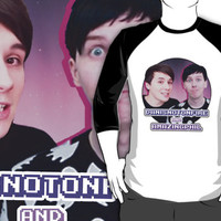 Danisnotonfire and AmazingPhil by pixelpandas