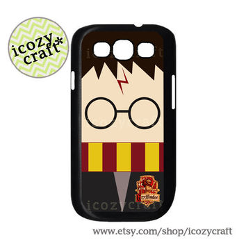 samsung galaxy s3 case Harry Potter disney  iphone case Cover plastic case -095