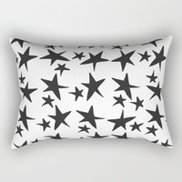 Starry Night Rectangular Pillow by All Is One