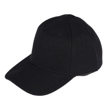 Men outdoor sports casual Golf Cap summer sun visor hat classic simple design baseball