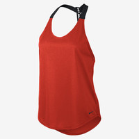 The Nike Elastika Solid Women's Training Tank Top.