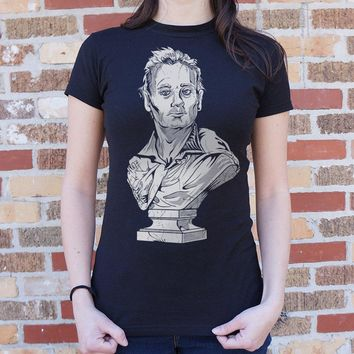 Busted Bill Murray Women's T-Shirt