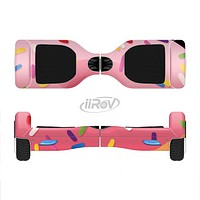 The Sprinkled 3d Donut Full-Body Skin Set for the Smart Drifting SuperCharged iiRov HoverBoard