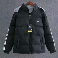 ONETOW ADIDAS Winter Down jacket Casual Thick Parka Men Outwear Down jacket coat G-A001-MYYD