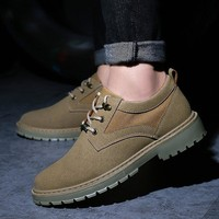On Sale Hot Deal Casual Stylish Hot Sale Comfort England Style Low-cut Vintage Thick Crust Training Boots Dr. Martens Men's Shoes Sneakers [257818132509]