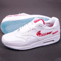 NIKE LV SUPREME AIR MAX men and women Gym shoes
